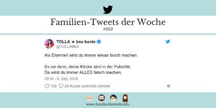 Familien-Tweets der Woche #222