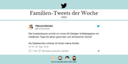Familien-Tweets der Woche #225
