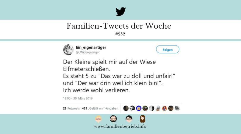 Familien-Tweets der Woche #252