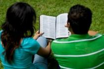 Couple Read