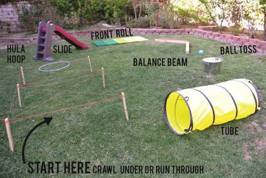 Image result for obstacle course