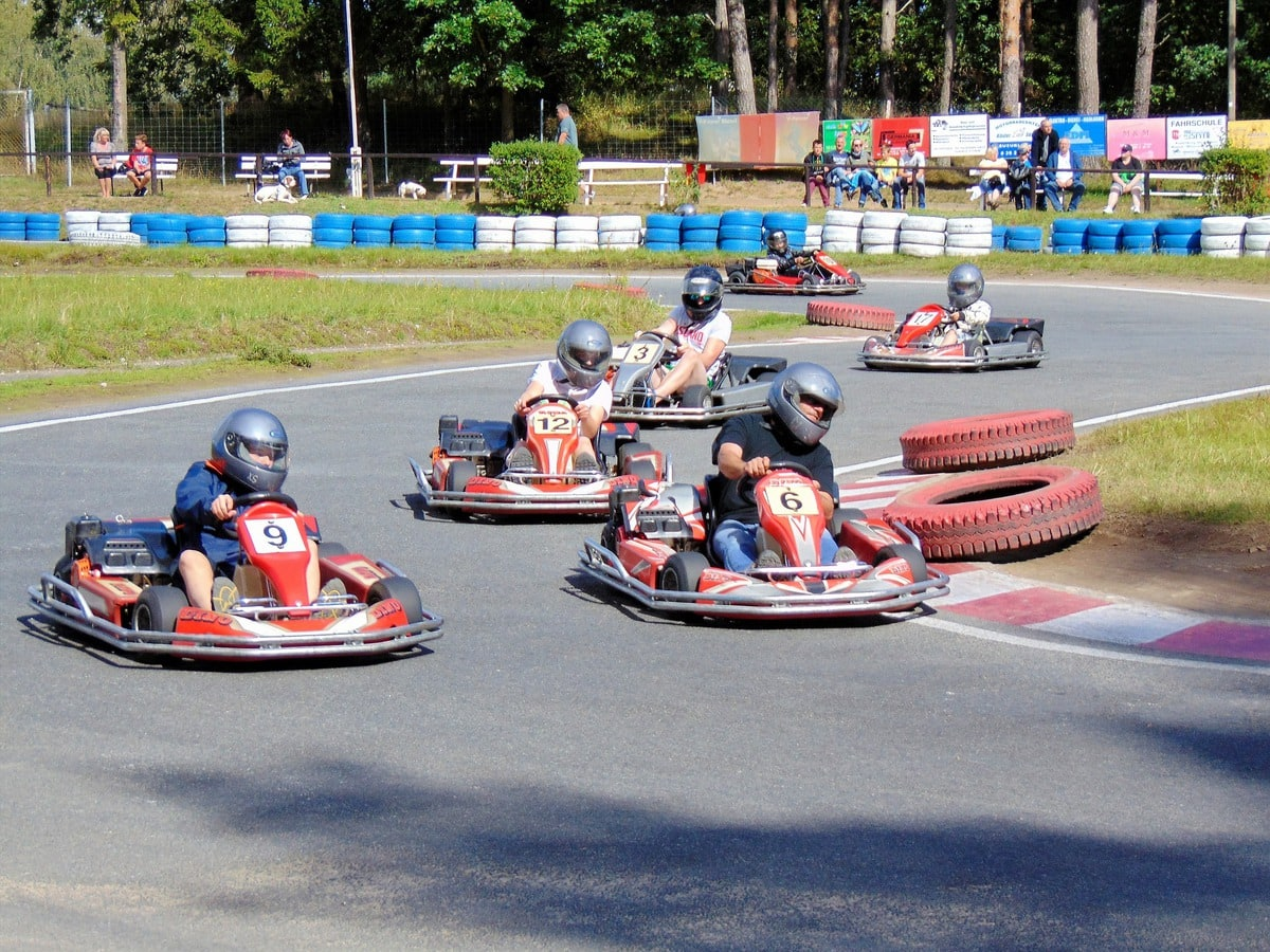 Go Karting In Brisbane Locations For Go Kart Racing Fun For Kids Families Magazine
