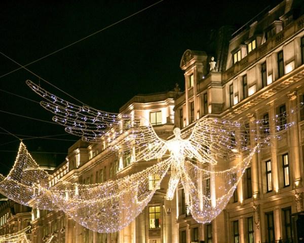 christmas lights london # 42