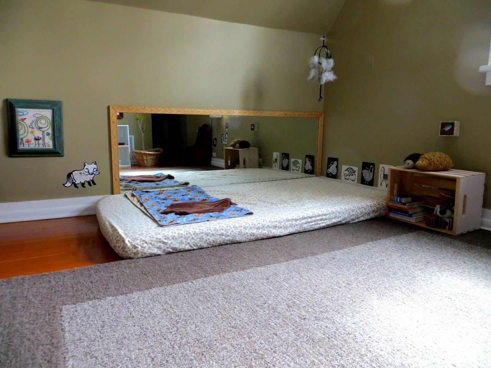 ⚛⚛⚛Exemple de chambre Montessori en photo ⚛⚛⚛