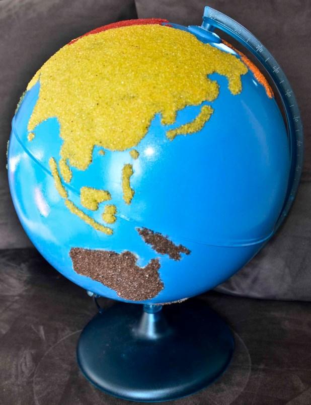 globe montessori asie et océanie