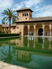 l'Alhambra, Andalousie