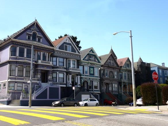 San Francisco - Haight-Ashburry