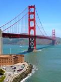 San Francisco - Golden Gate bridge