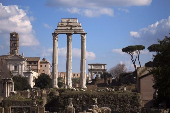Rome, Forum romain