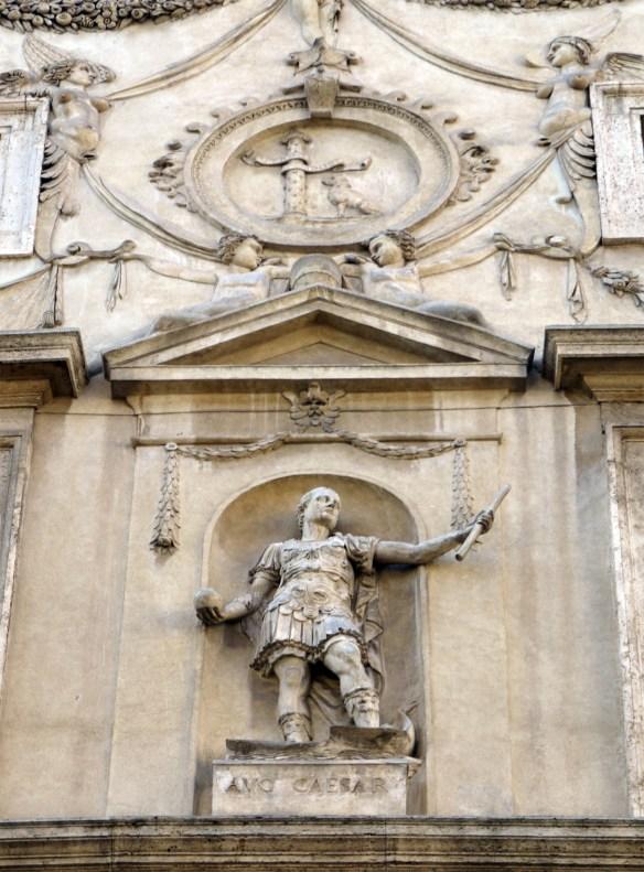 Rome, Ambassade de France, Palais Farnese
