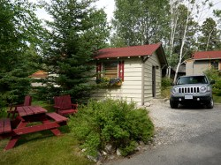 Patricia lake bungalows