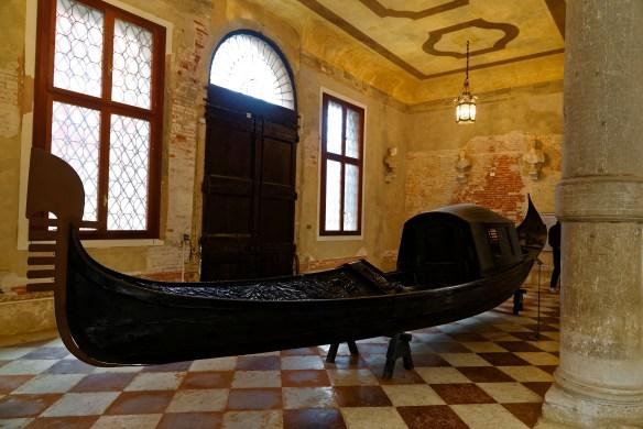 Ca' Rezzonico, Venise