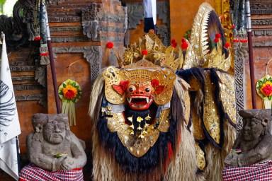 Danse Barong, Bali