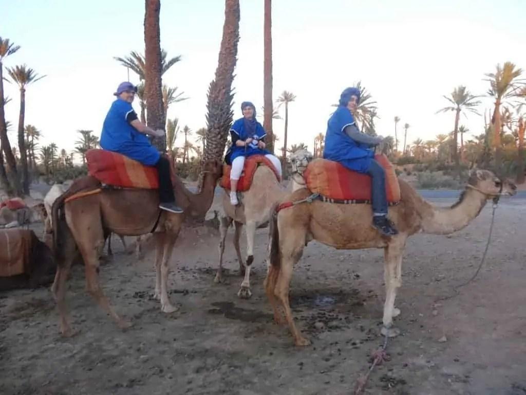 famille nomade maroc