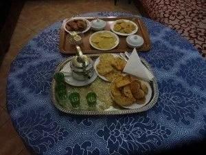 petit déjeuner marocain