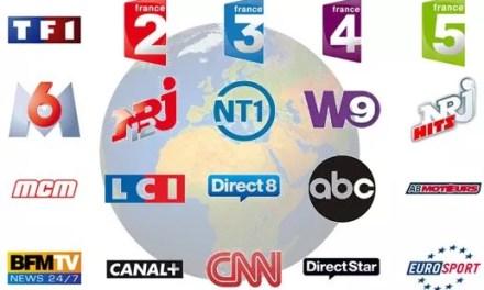 Comment regarder la TV Française depuis l'étranger ?