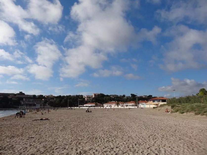 la couronne-plage du verdon-famille nomade digitale