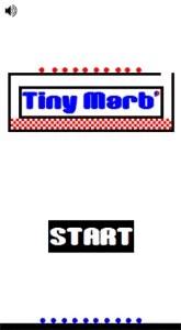 Mon projet Tiny Marb'