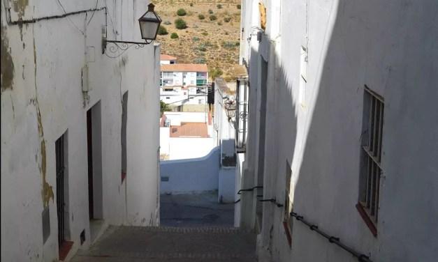 Village blanc Andalou : Arcos De La Frontera