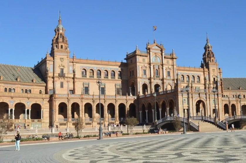 Andalousie-Séville-La famille nomade digitale