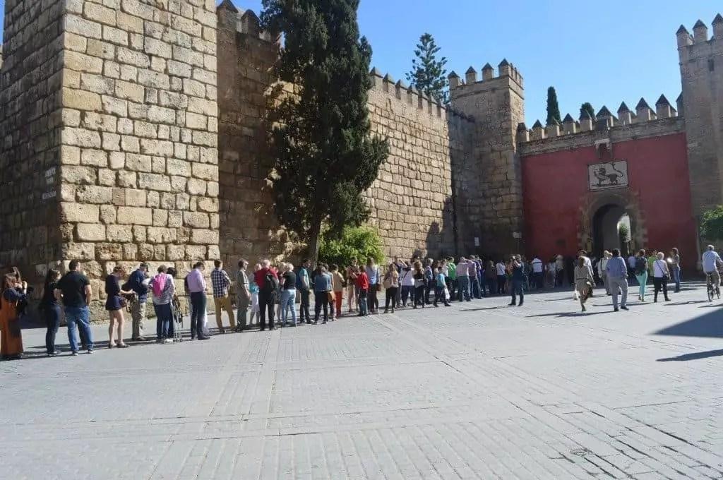 Nomade digitale - Andalousie-Visiter seville-La famille nomade digitale