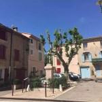 Pourcieux, un village de la Provence verte