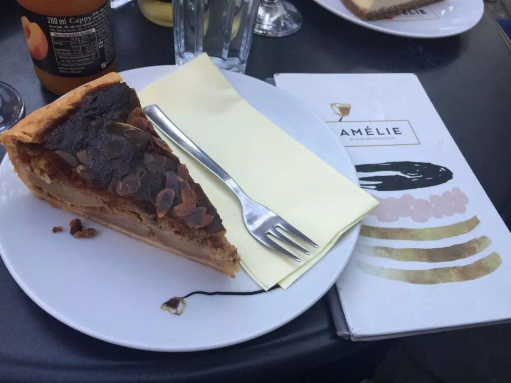 Séjour à Zagreb-patisserie Amelie-famille nomade digitale