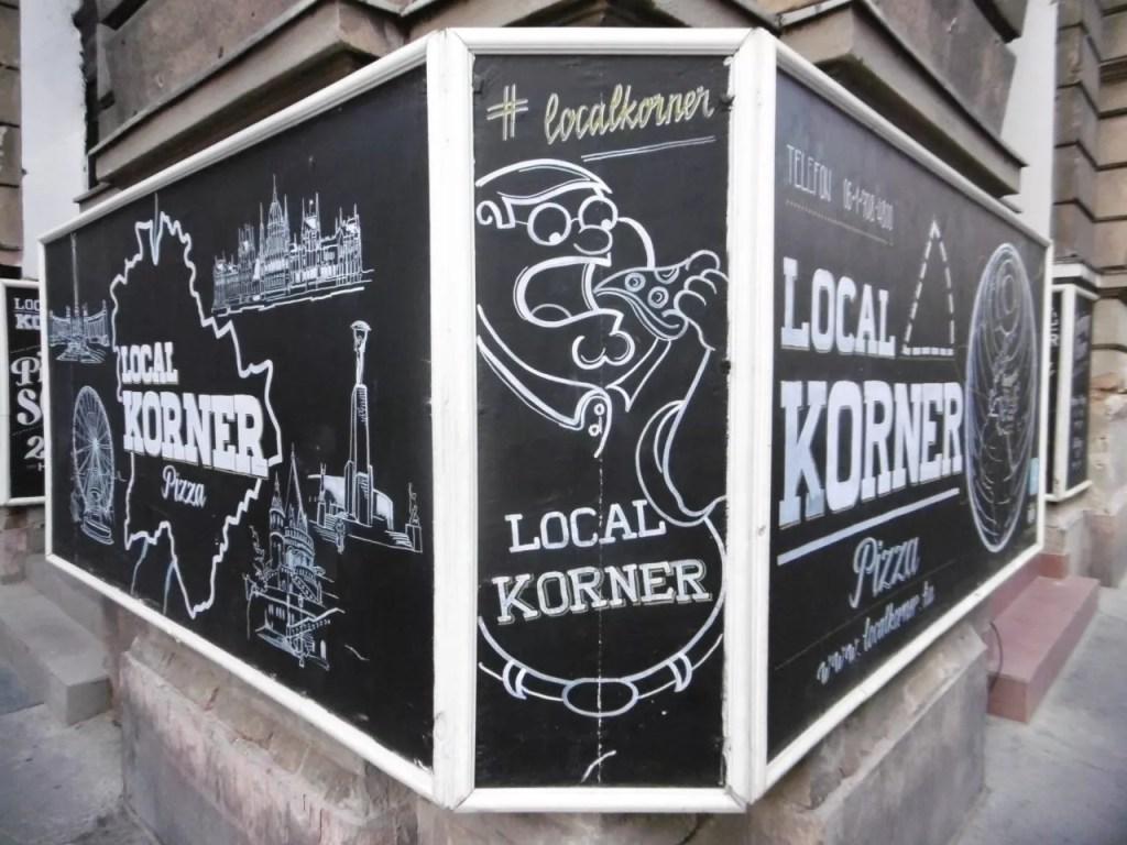 Pizzeria Local Korner-famille nomade digitale