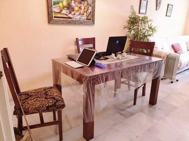 espace de travail digital nomad