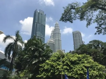 Tour Petronas Kuala Lumpur Famille Nomade