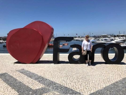 digital nomad en famille a Faro -Portugal