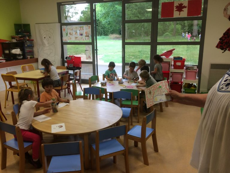 ALSH MONTS BEAUMER salle maternelle