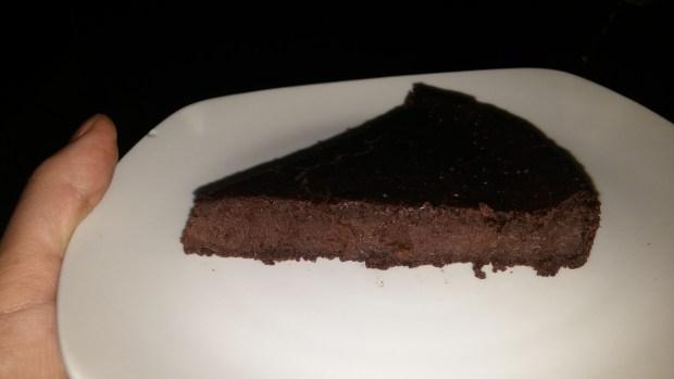 gateau au chocolat vegan sans gluten