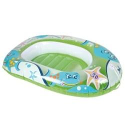 indispensables bébé pour l'été piscine bateau