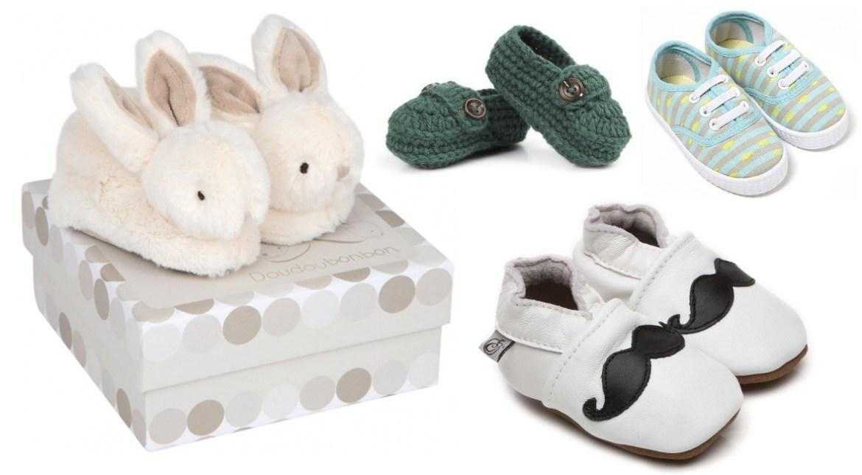 quelles chaussures pour un nouveau né