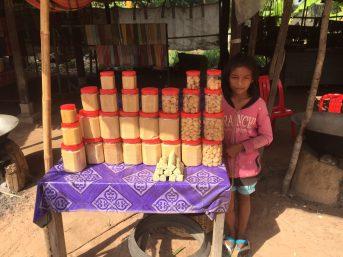 Caramels en sucre de palme