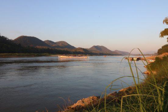 Le fleuve Mékong