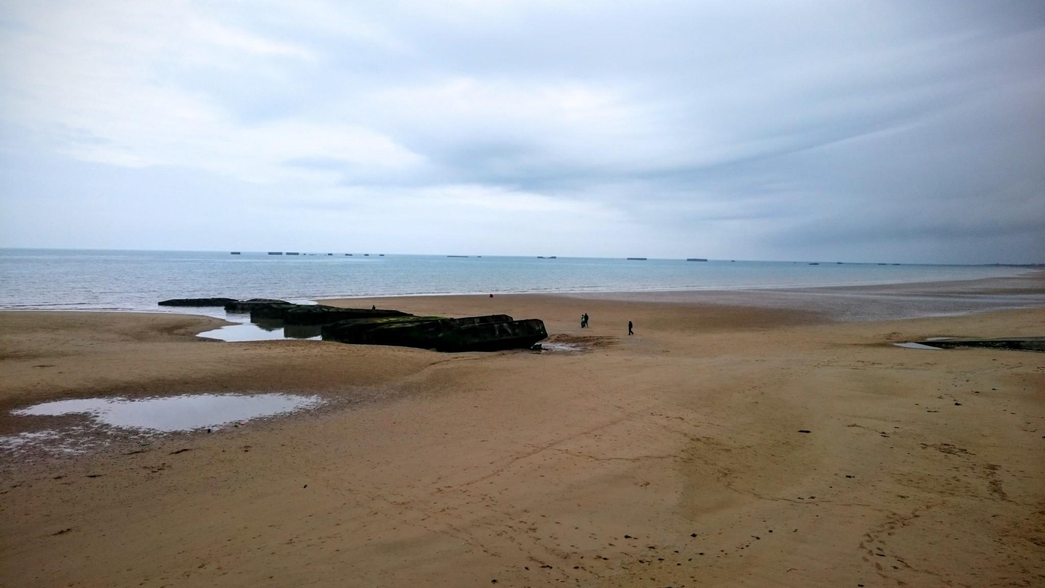 plage du débarquement