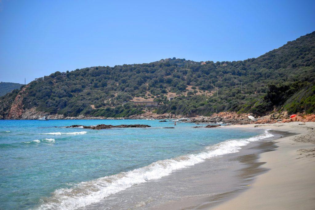 plage de Cargèse