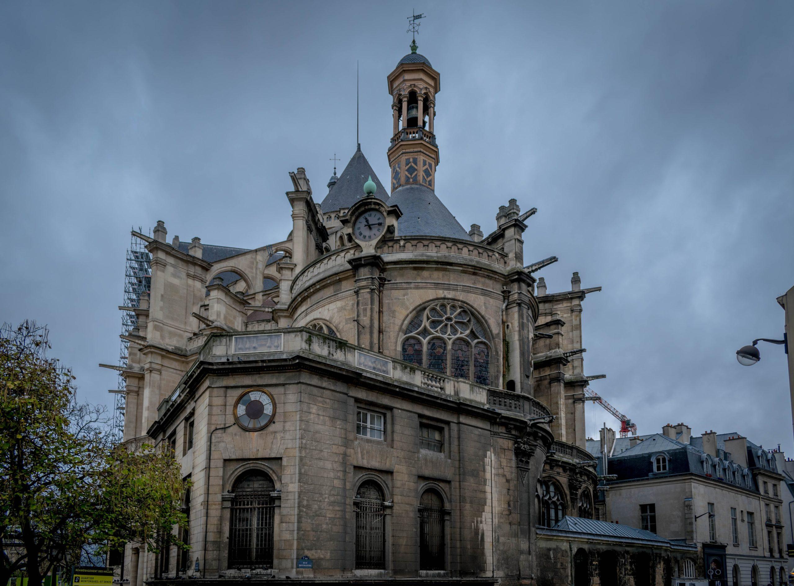 Eglise St Eustache
