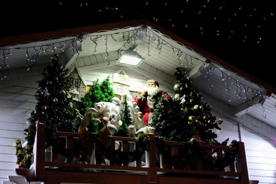marché de Noel des Champs-Élysées