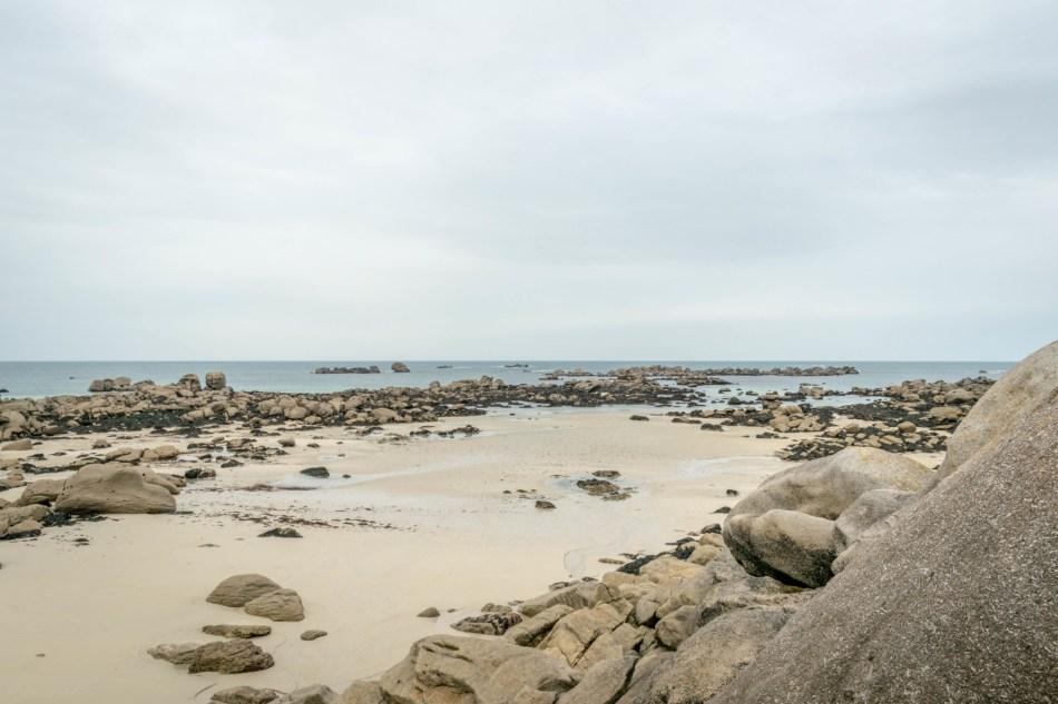Les plages du nord finistère