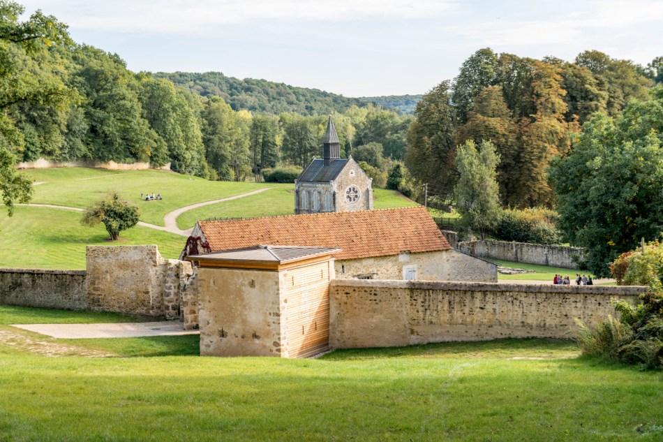 Site de Port-Royal des Champs