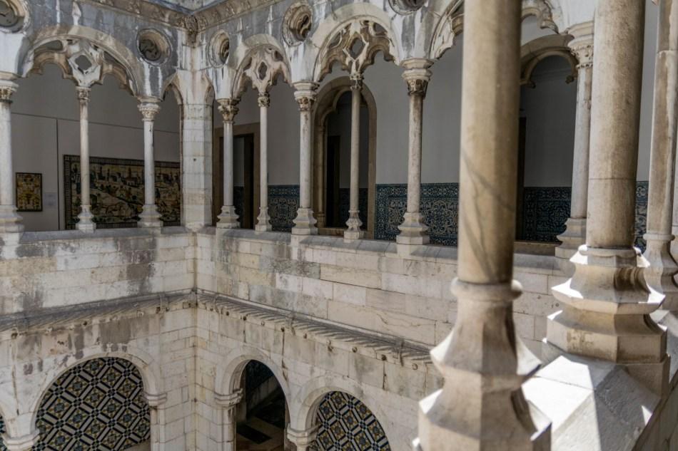 Le musée national de l'Azulejo