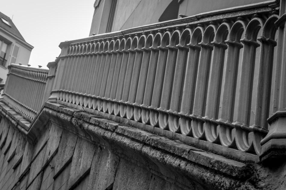 Escalier de Paris