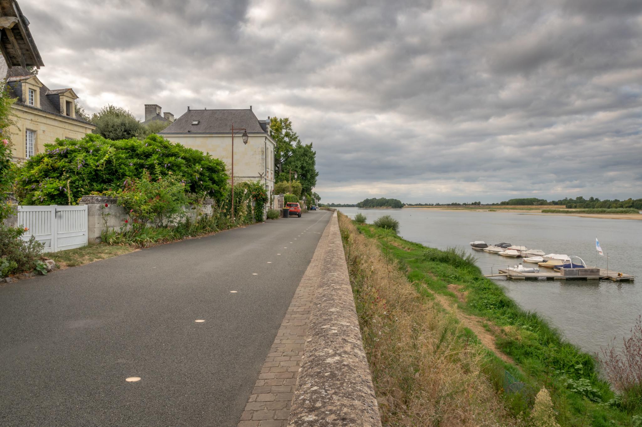 La route du Thoureil
