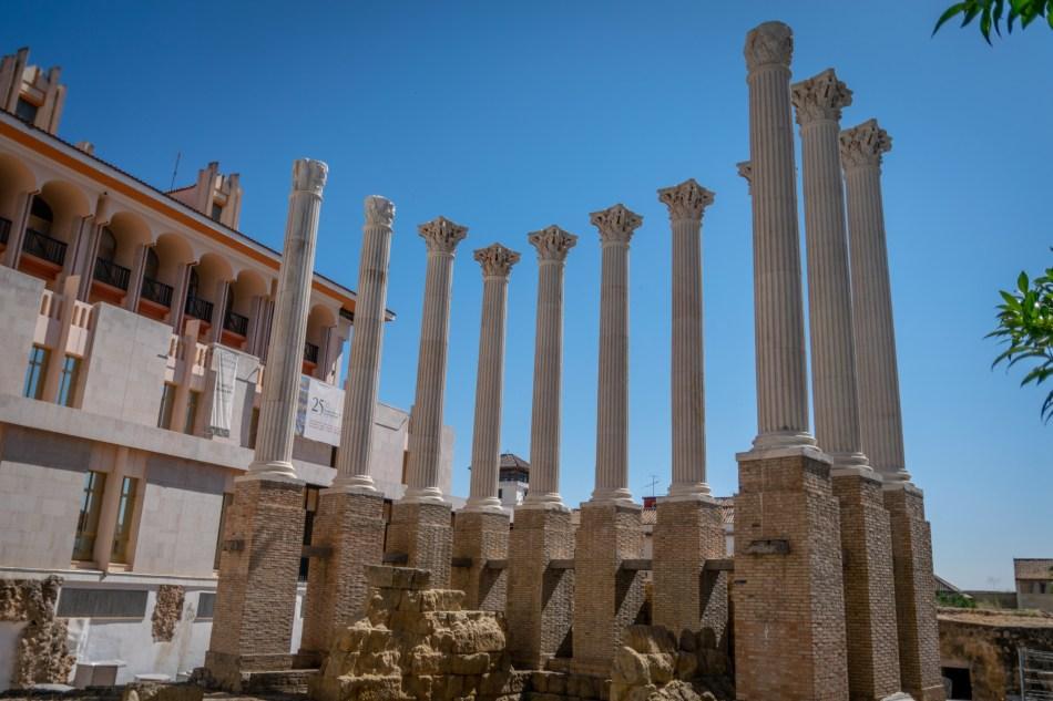 Vestiges romains de Cordoue
