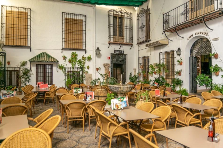 Hotel Los Patios de Cordoue