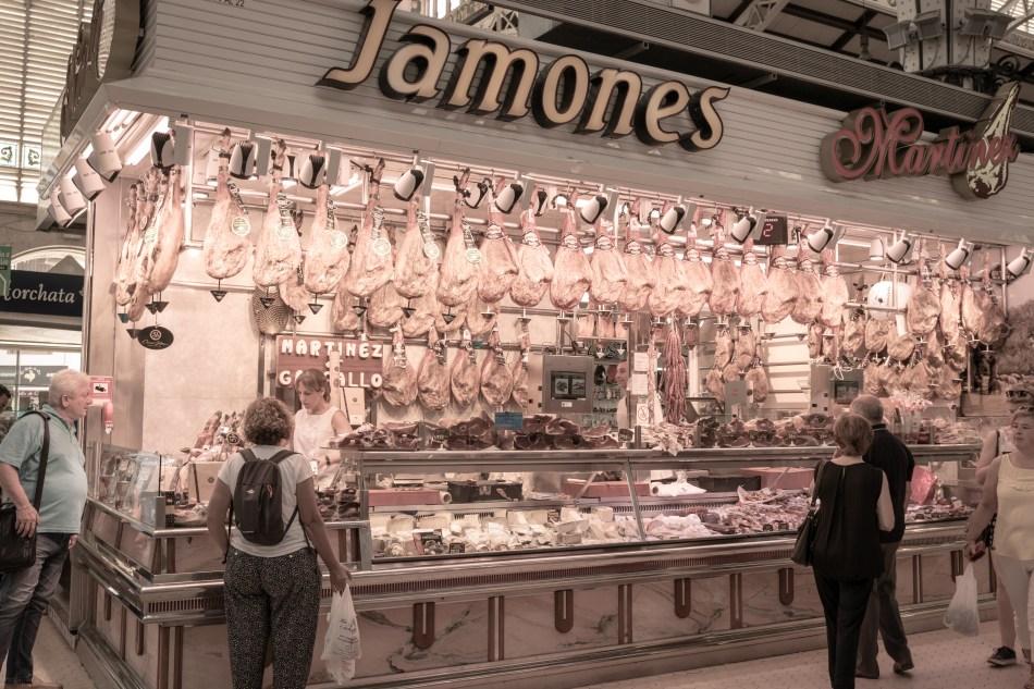 Marché de Valencia