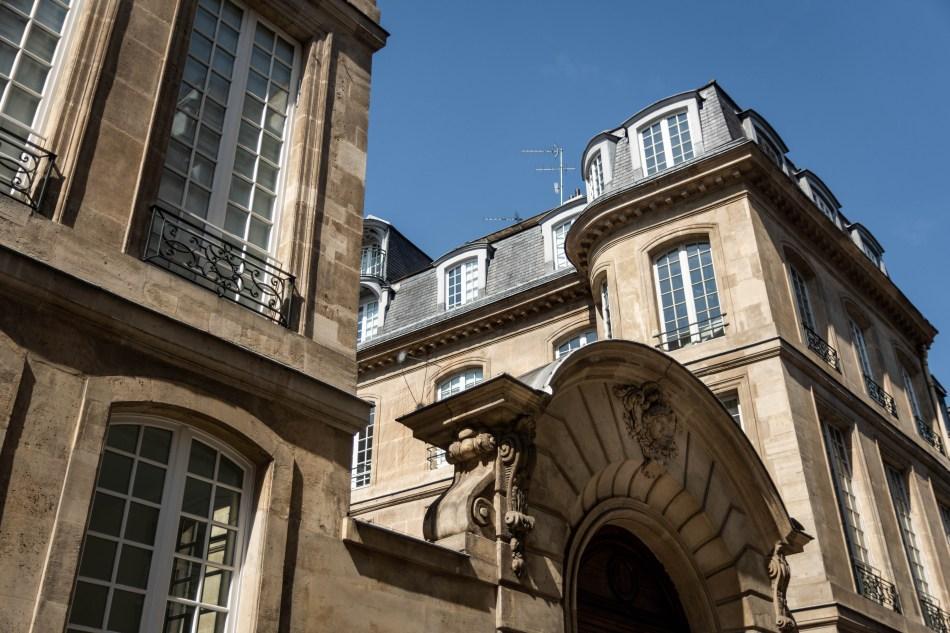 Hotel Montfort rue du Temple